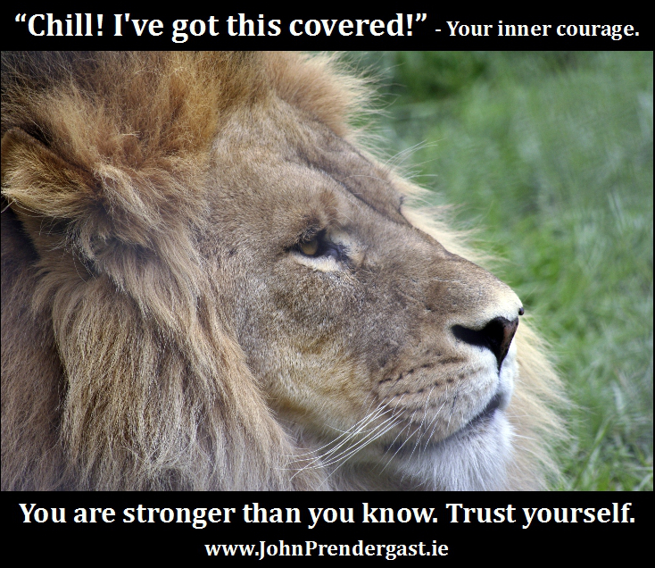 Inner courage Image