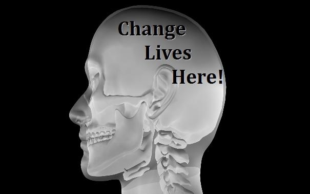 Change lives here