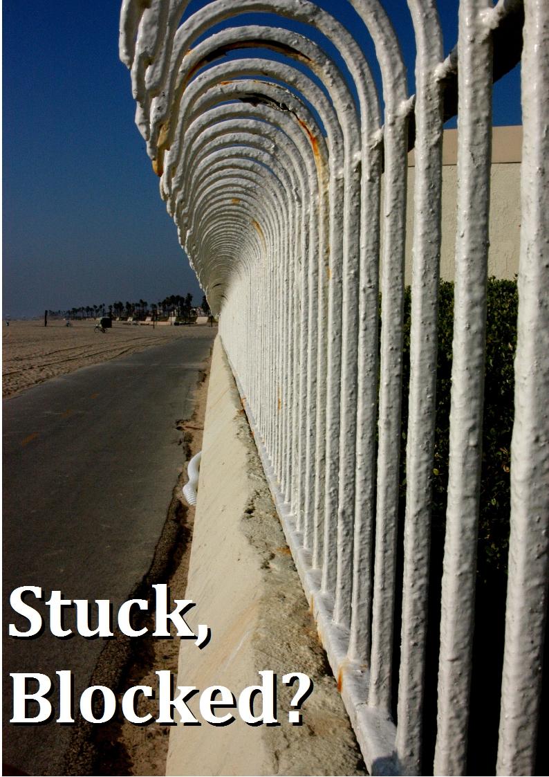Stuck